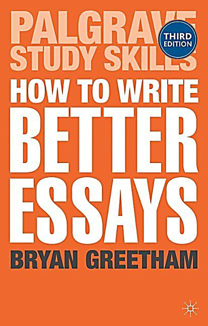 how to write better essays study Learning how to write a three point five paragraph paper will help you get better grades and improve your literary skills menu how to improve your essay writing skills pin flip  how to improve your essay writing skills by ann logsdon updated september 09, 2018 pin flip email  three social studies themes such as political, social,.
