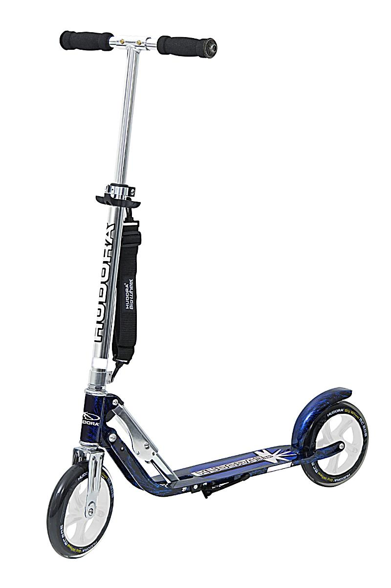 hudora scooter big wheel lb 205 blau bestellen. Black Bedroom Furniture Sets. Home Design Ideas