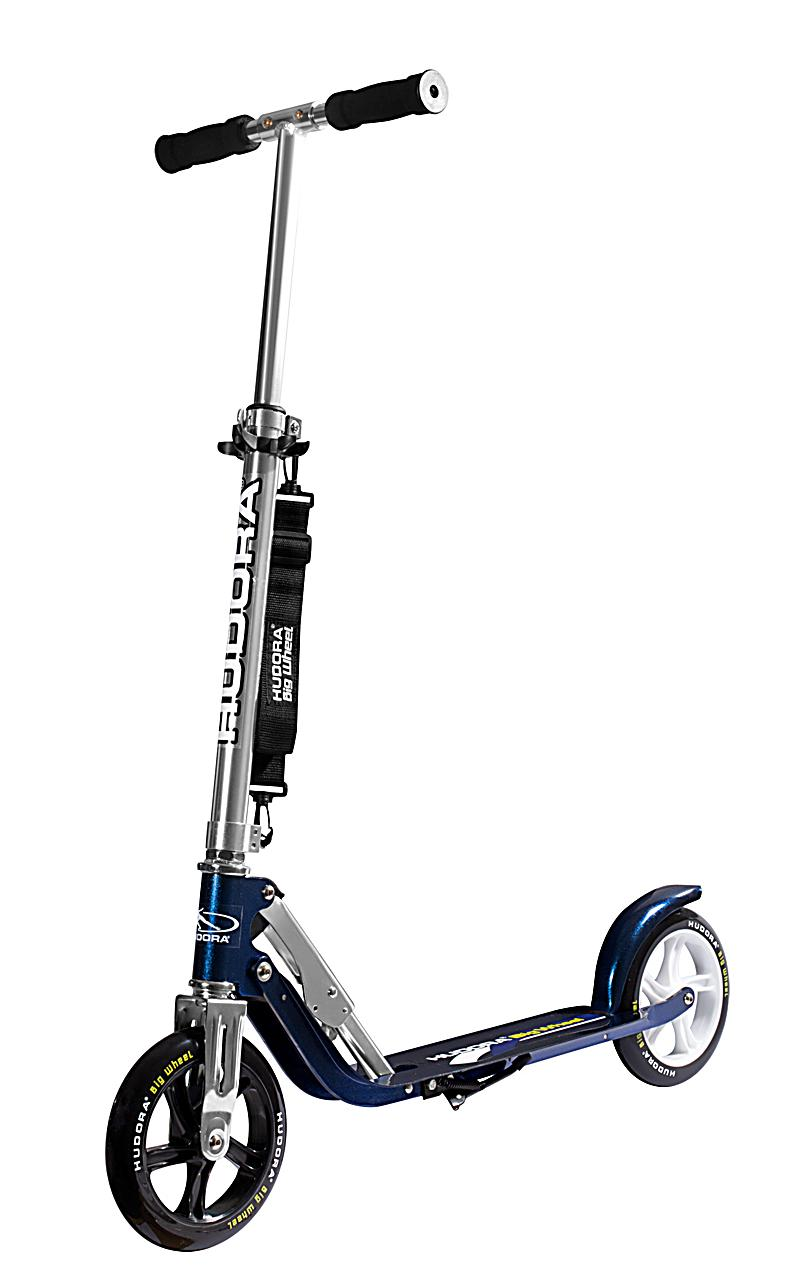 hudora scooter big wheel mc 205 blau bestellen. Black Bedroom Furniture Sets. Home Design Ideas