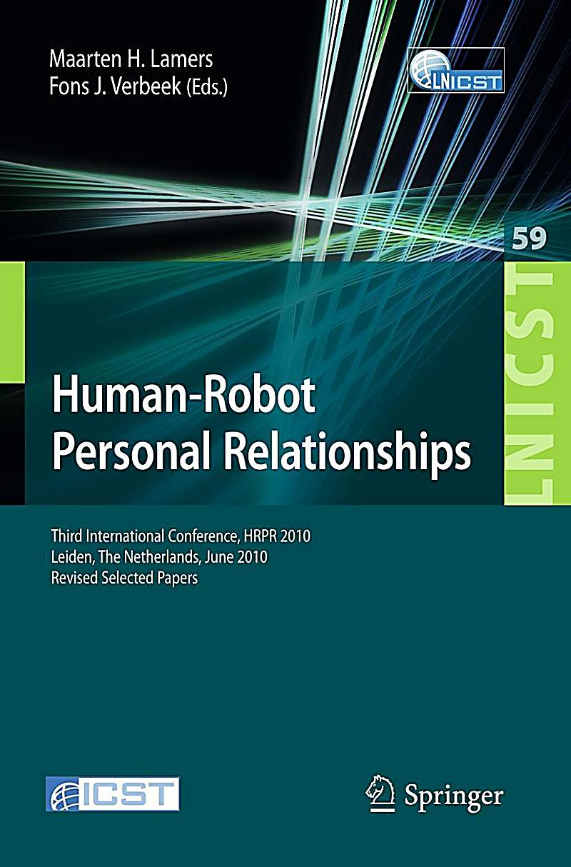 human and robot relationship