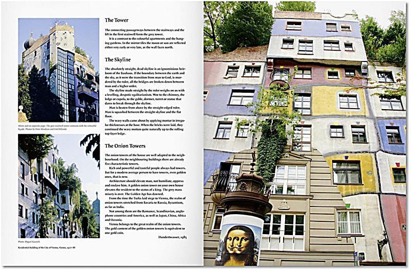 Hundertwasser architektur buch portofrei bei for Hundertwasser architektur