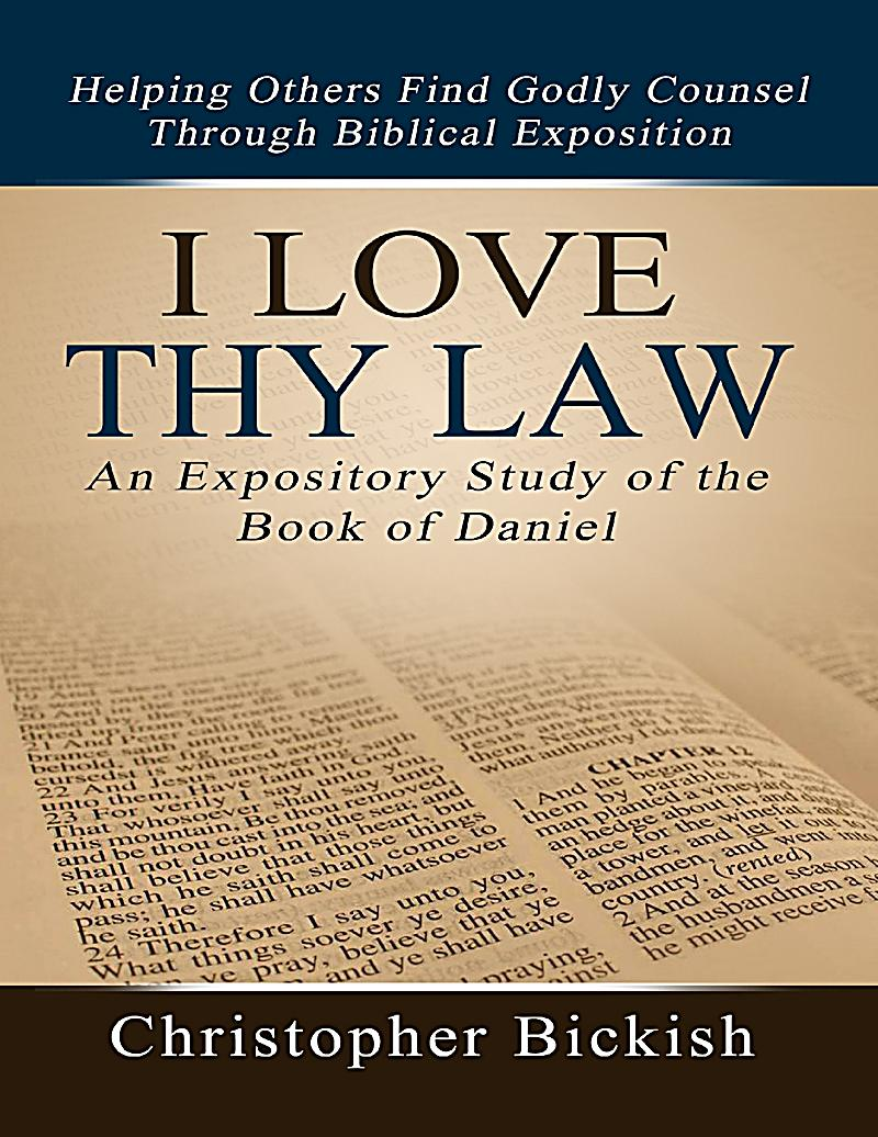 an analysis of the book of daniel The book of daniel is beautifully written and well produced it skillfully weaves the scriptures together to tell one of god's most amazing stories.