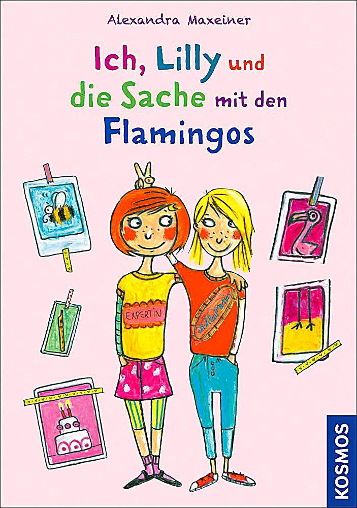 Ich Lilly Und Die Sache Mit Den Flamingos Buch Kaufen