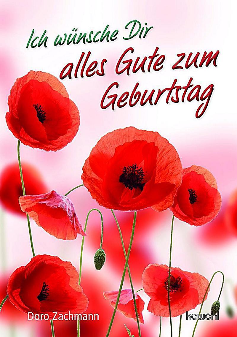 Ich Wu00fcnsche Dir Alles Gute Zum Geburtstag Buch - Weltbild.ch