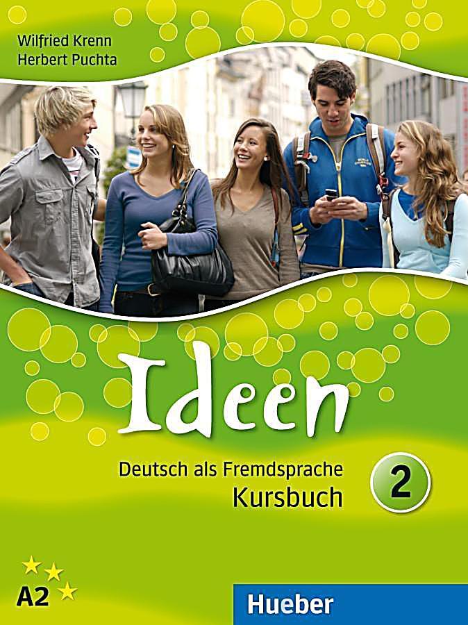 Ideen - Deutsch als Fremdsprache: Bd.2 Kursbuch Buch portofrei