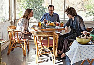 "single men in osage county The weston family patriarch lays out the arrangement pretty clearly in the first scene of ""august: osage county  who is single,  with the men 's jackets."