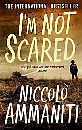 an analysis of niccolo ammaniti's i'm I'm not scared is a novel by niccolò ammaniti in 2003, director gabriele salvatores adapted  a stunning interpretation of the book by the same name.