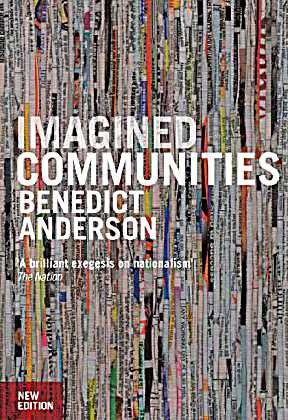 Imagined communities by b anderson a