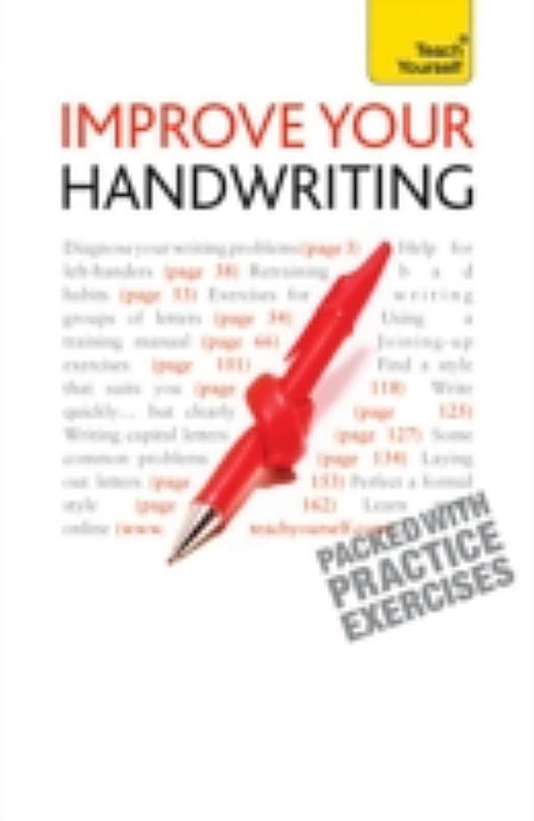 rosemary sassoon improve your handwriting pdf