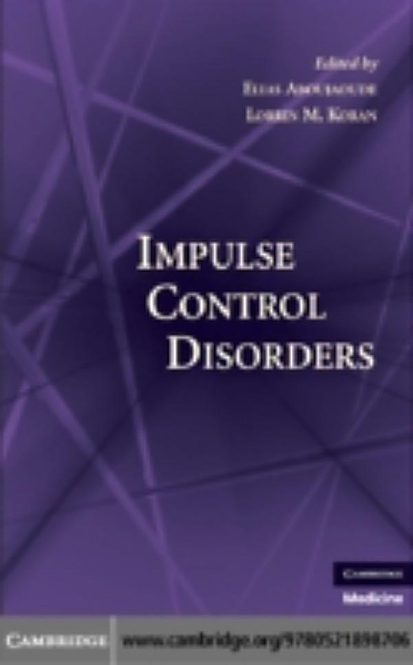 impulse control disorders Disorders in this category include the failure or extreme difficulty in controlling impulses despite the negative consequences this includes the failure to stop gambling even if you realize that losing would result in significant negative consequences this failure to control impulses also refers .