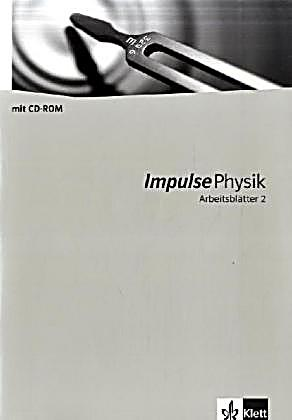 impulse physik arbeitsbl tter tl 2 7 10 klasse m cd rom. Black Bedroom Furniture Sets. Home Design Ideas