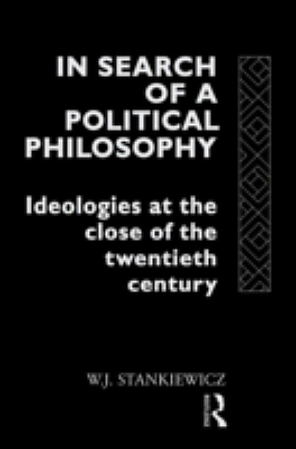 book An Introduction to Political Philosophy: