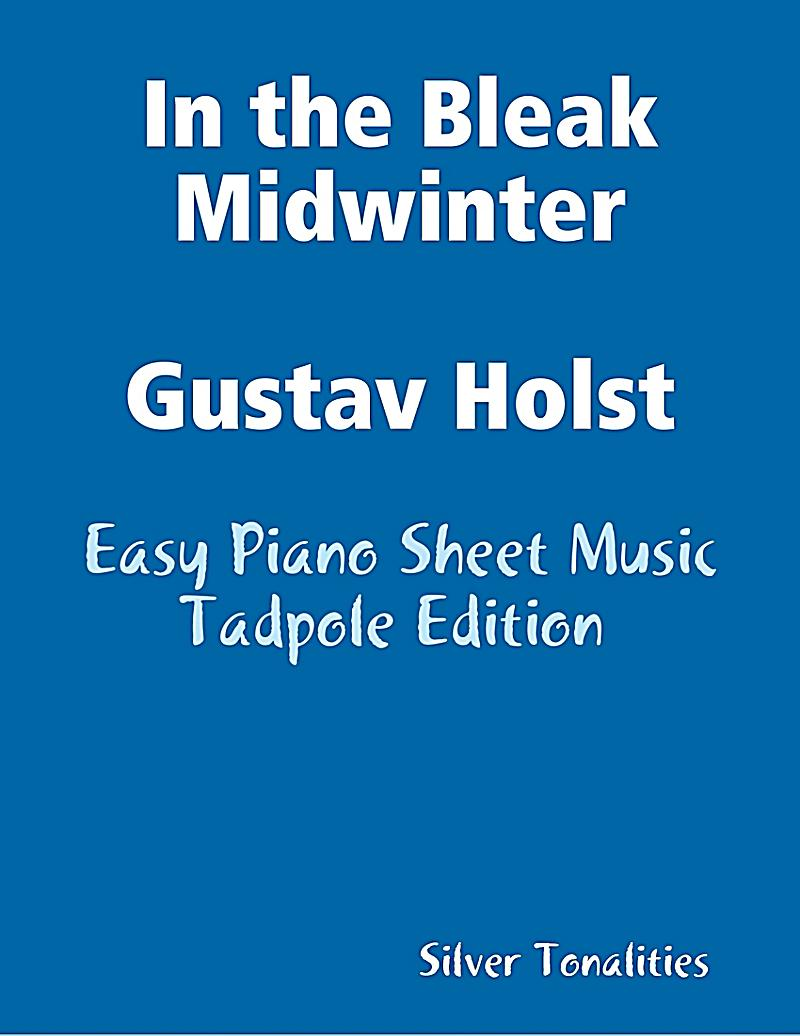 in the bleak midwinter sheetmsuic pdf