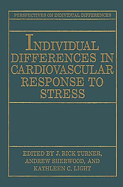 individual differences and stress 1 j ayub med coll abbottabad 2009 jul-sep21(3):172-5 individual differences and stress-performance relationship kazmi r(1), amjad s, khan d.