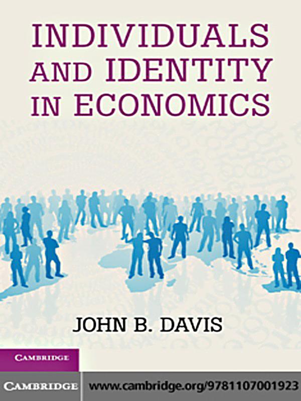 identity economics Cultural economics is the branch of economics that studies the relation of culture to economic outcomes here social identity, fertility.