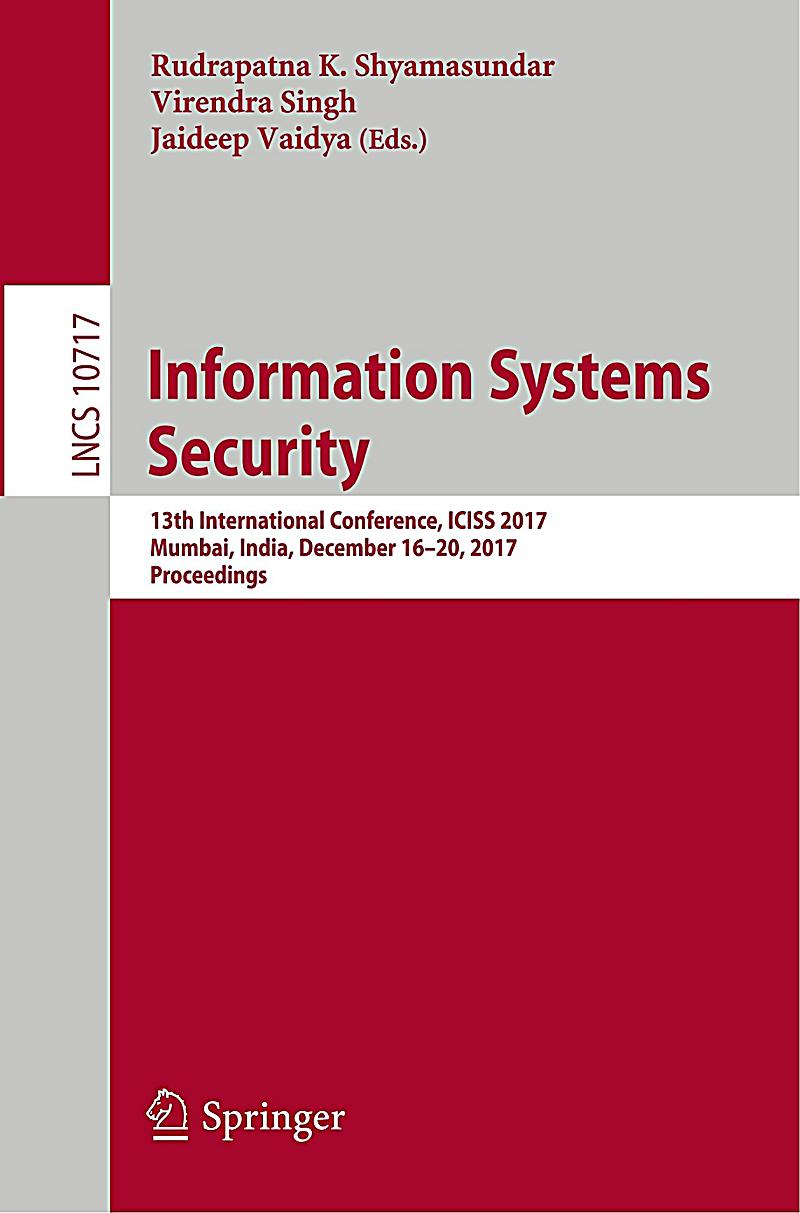 effective information systems security