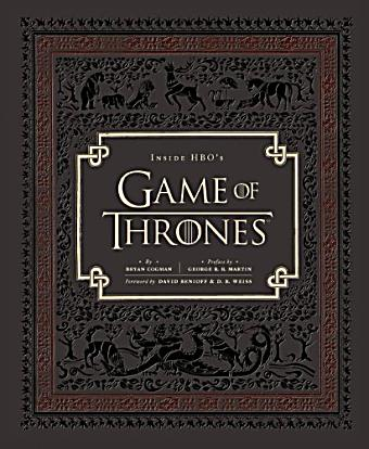 inside hbo 39 s game of thrones buch portofrei bei. Black Bedroom Furniture Sets. Home Design Ideas