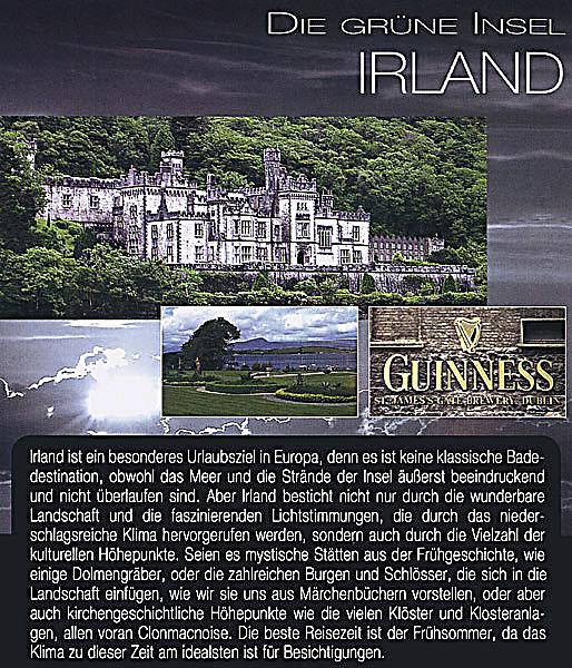 insider irland die gr ne insel dvd dvd. Black Bedroom Furniture Sets. Home Design Ideas