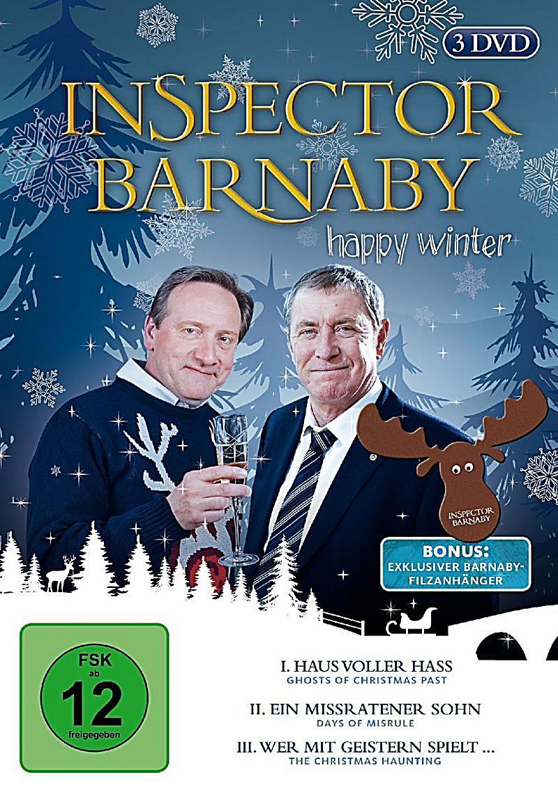 Inspector Barneby