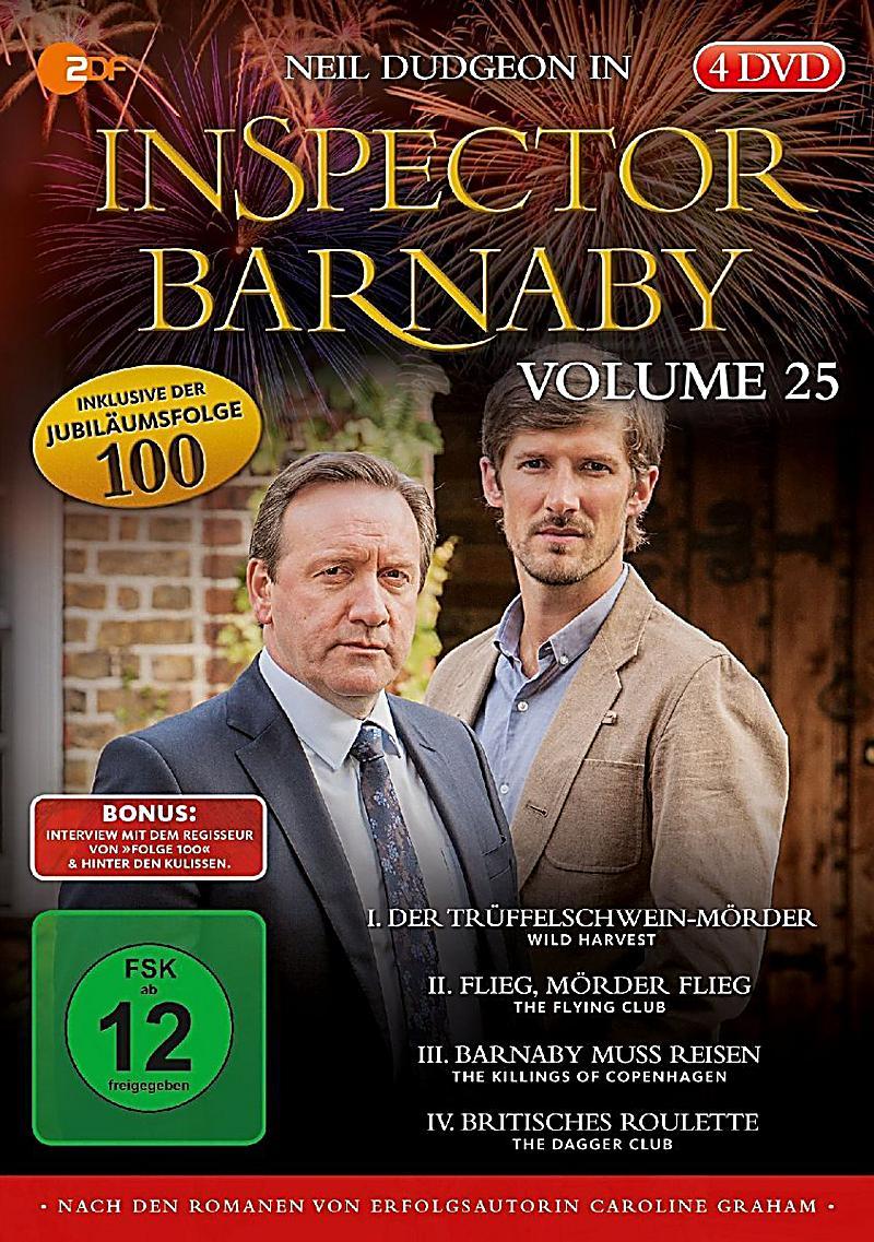 Inspector Barnaby Episodenliste