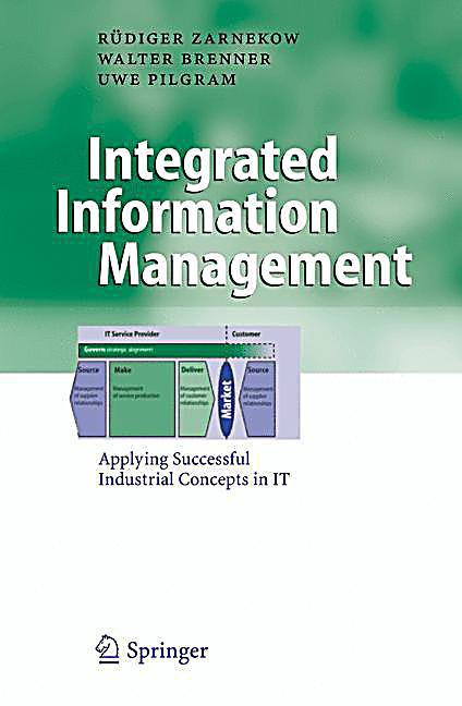 Integrated Information Management Buch portofrei bei ...