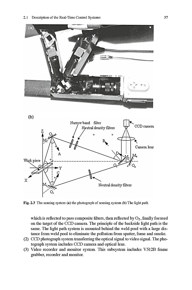Intelligentized Methodology For Arc Welding Dynamical Processes Buch Diagram Produktdetailbild 2