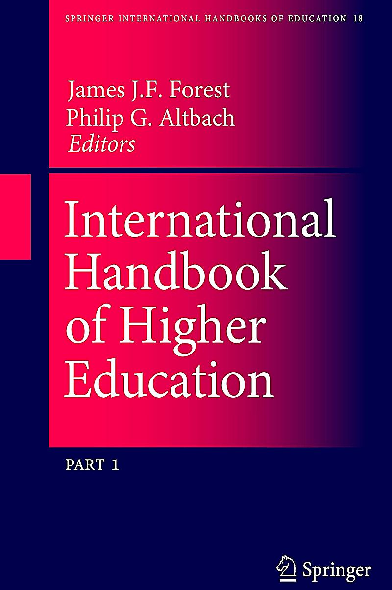 the internationalization of higher education education essay Higher education is losing sight of what internationalisation is all about  in our essay with the  for higher education internationalization at the.