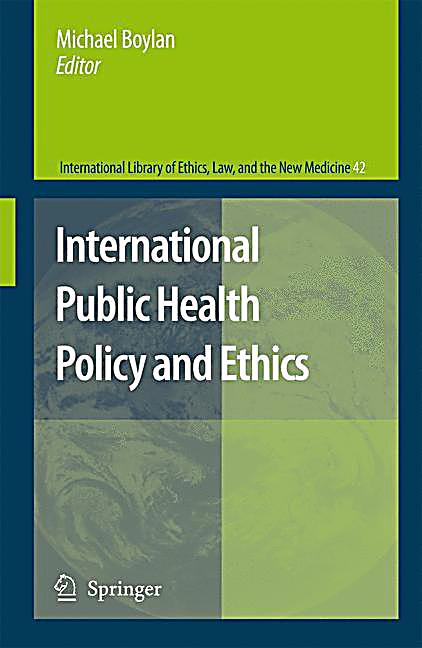 health care policy law and ethics
