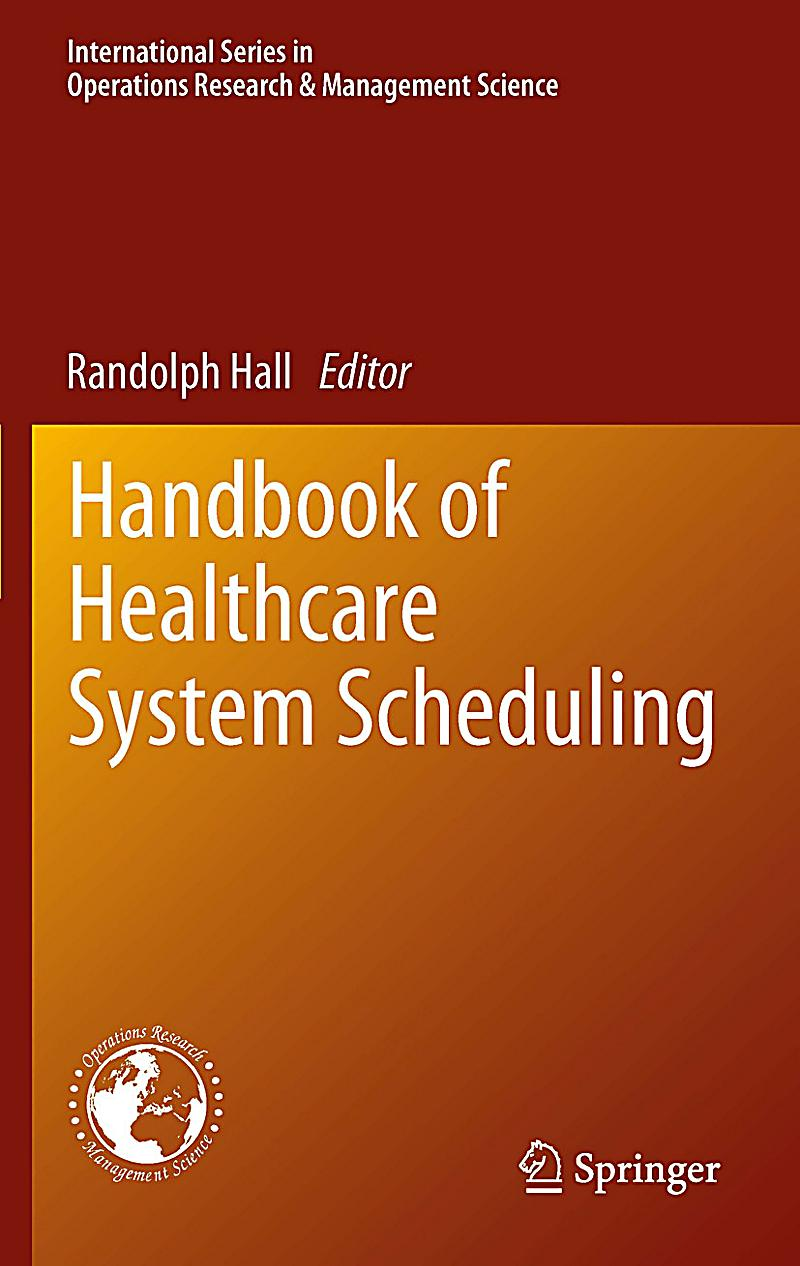 foreign studies about scheduling system The nursing shortage: hospitals must support the aging nurse by offering flexibility in scheduling, increased time off numerous studies on delivery models and restructuring demonstrate that different staff mixes and approaches work in different settings.