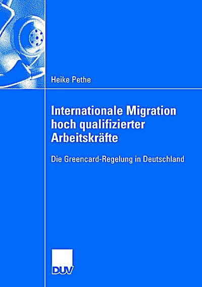 Internationale migration hochqualifizierter arbeitskr fte buch - Office de migration internationale ...