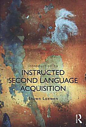 introducing second language acquisition Buy introducing second language acquisition, second edition (cambridge introductions to language and linguistics) 2 by muriel saville-troike (isbn: 9781107648234) from amazon's book store everyday low prices and free delivery on eligible orders.