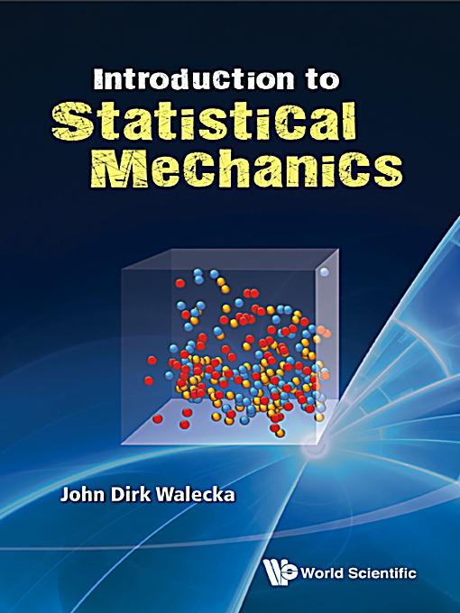 statistical mechanics for beginners pdf