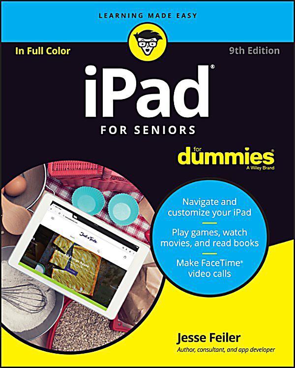 ipad instructions for seniors