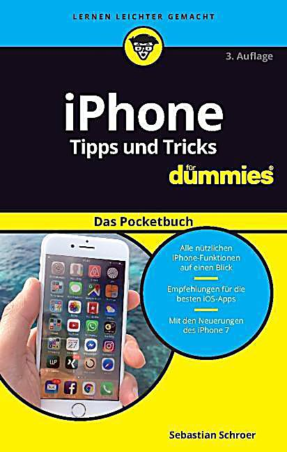 iphone tipps und tricks f r dummies buch. Black Bedroom Furniture Sets. Home Design Ideas