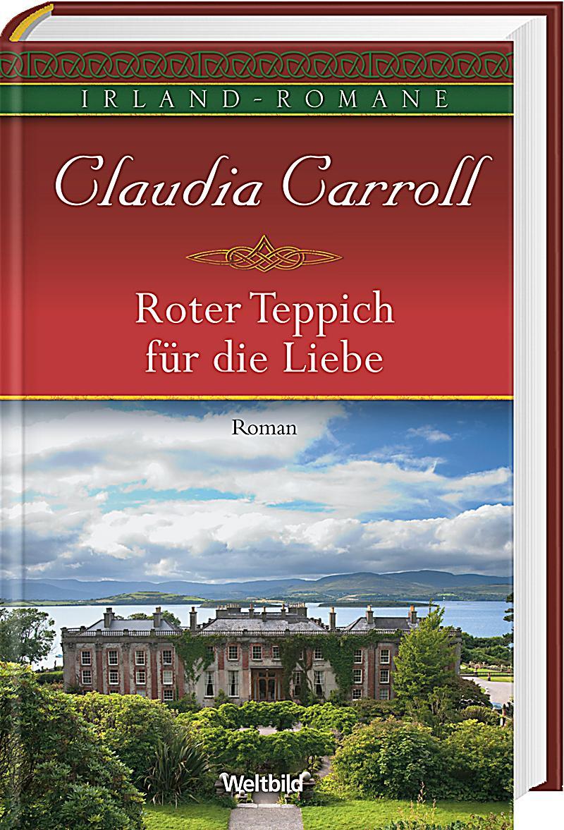 Irland Romane  Roter Teppich für die Liebe Buch portofrei