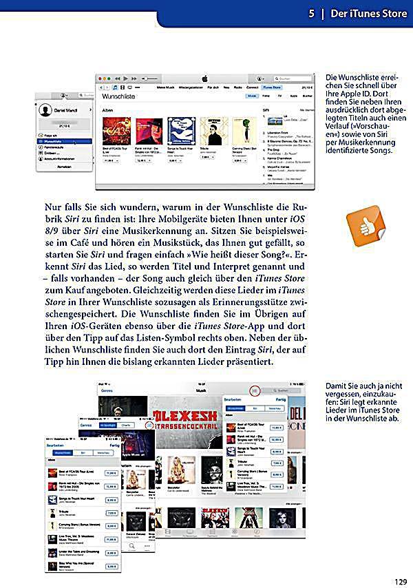 iTunes & Apple Music Buch von Daniel Mandl portofrei - Weltbild.de