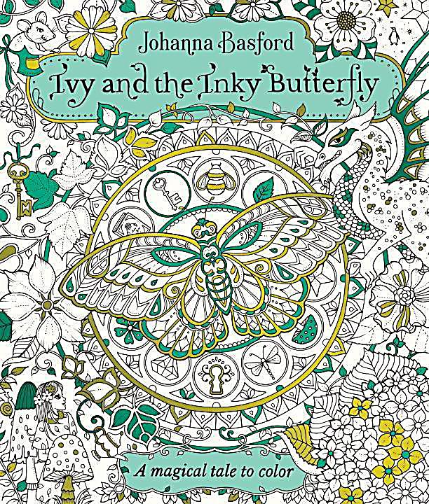 Ivy And The Inky Butterfly Buch Bei Weltbildch Online