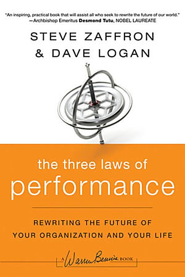 three laws of performance by steve zaffron pdf