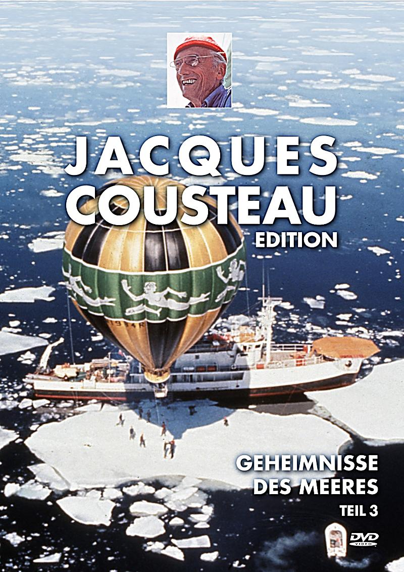 jacques cousteau edition geheimnisse des meeres teil 3 film. Black Bedroom Furniture Sets. Home Design Ideas