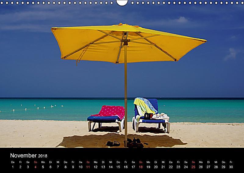 jamaika sonne und strand wandkalender 2018 din a3 quer kalender bestellen. Black Bedroom Furniture Sets. Home Design Ideas