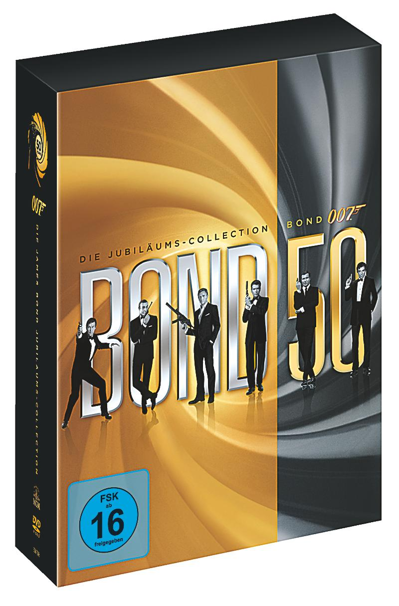 james bond edition dvd jetzt bei online bestellen. Black Bedroom Furniture Sets. Home Design Ideas
