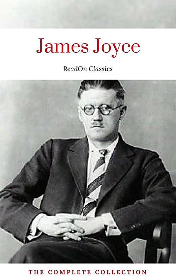 * JAMES JOYCE COLLECTION * 51 AUDIOBOOKS on MP3 DVD * Dubliners Ulysses Man