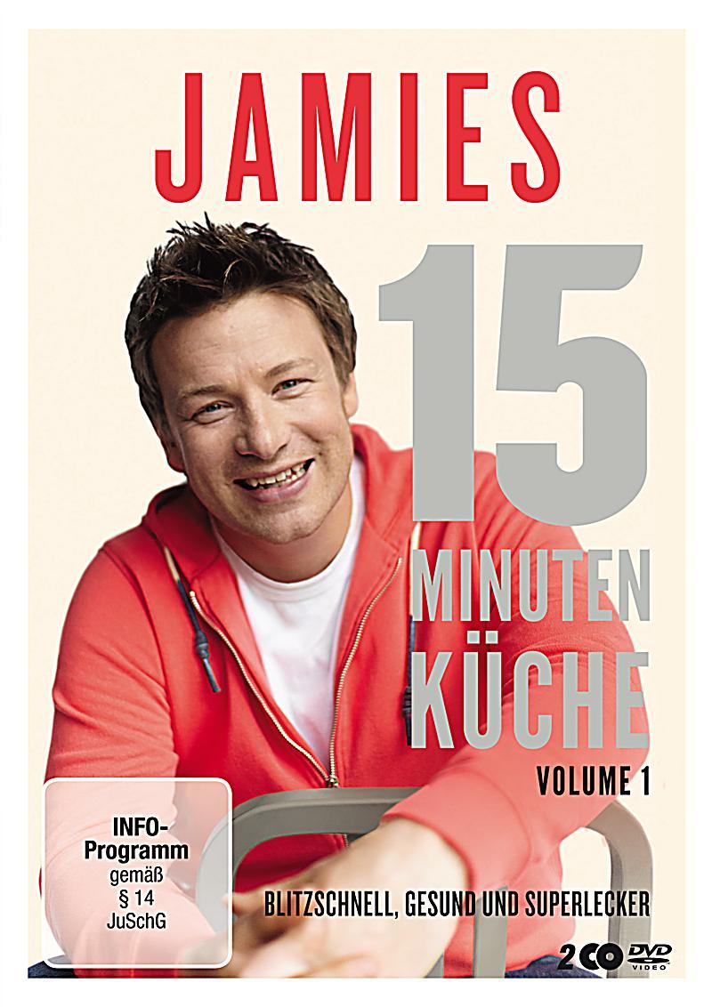 Jamies 15 minuten k che volume 1 dvd bei - Jamie en 15 minutes ...