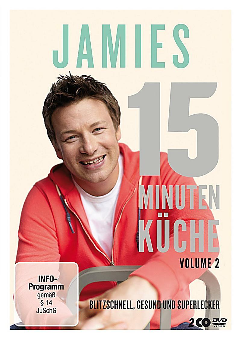 Jamies 15 minuten k che volume 2 dvd bei bestellen - Jamie en 15 minutes ...