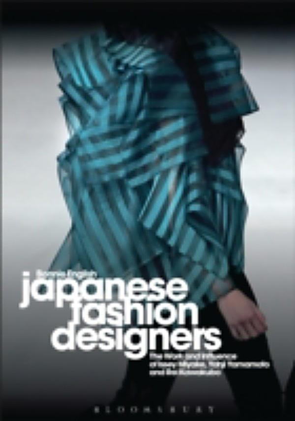 Japanese fashion designers bonnie english