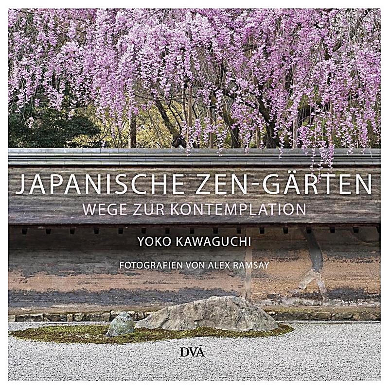 japanische zen g rten buch von yoko kawaguchi portofrei bestellen. Black Bedroom Furniture Sets. Home Design Ideas