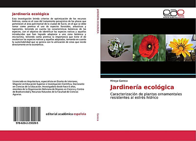 Jardiner a ecol gica buch von mireya gareca portofrei for Jardineria ecologica