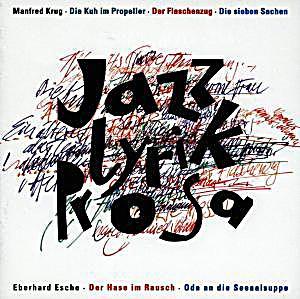 Various Lyrik Jazz Prosa