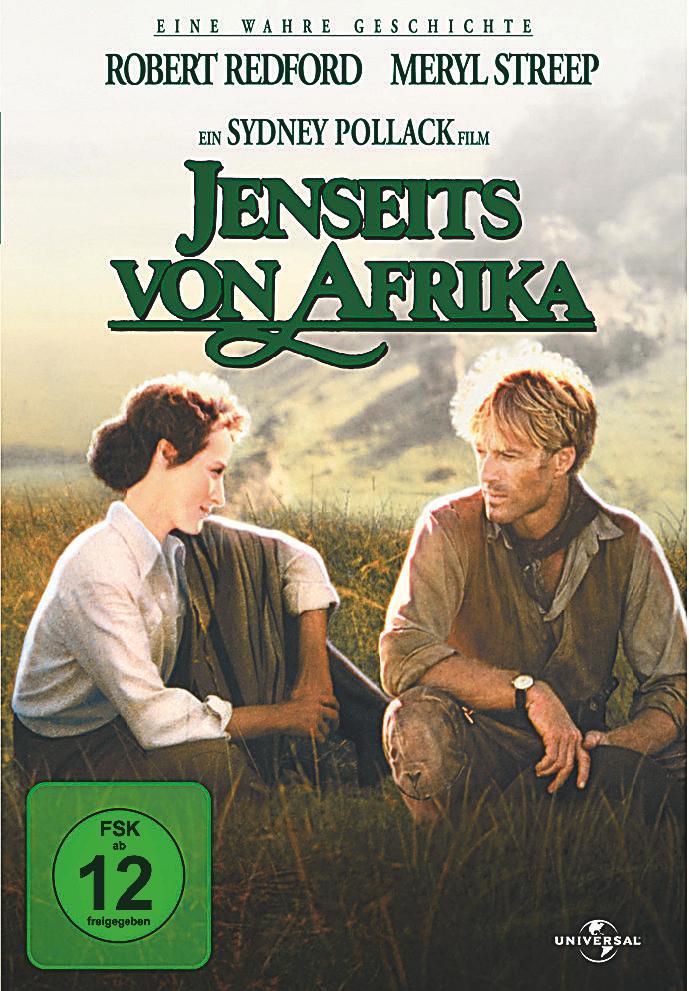Jenseits von Afrika DVD jetzt bei Weltbild.de online bestellen
