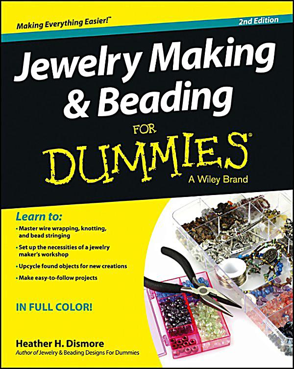 jewelry making and beading for dummies ebook